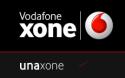 Vodafone unaxone logo